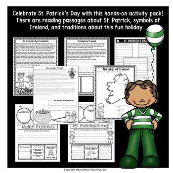 St. Patrick's Day Activities   History of St. Patrick's Day   St. Patty's Day
