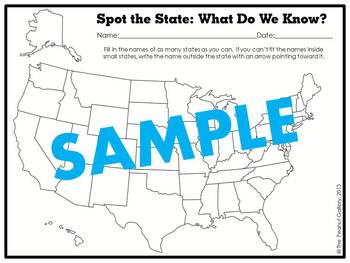 Geography: What Do We Know? (States, Continents & Ancient Civilizations)