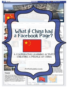 What if China Had A Facebook Page? ( Economic, Political, Physical and Cultural)
