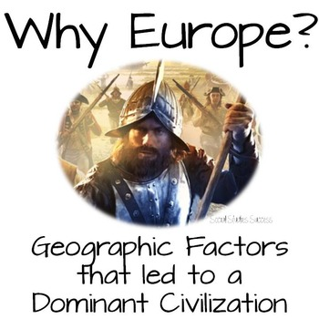 European Colonization - Geography