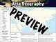 Geography Worksheet Bundle