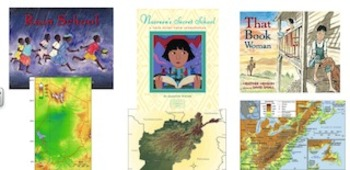 Geography and Access to Books- Research and Module 1, Unit 1 Review Project