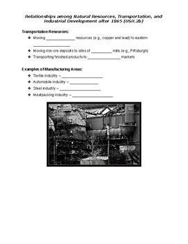 Geography and Expansion Guided Notes (STUDENT COPY)
