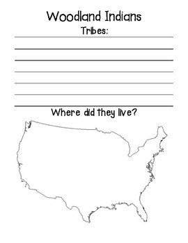 Geography and Native American Studies