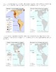 Geography (Latitude/Longitude) and Regions of the Western Hemisphere Assessment