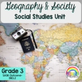 Geography and Societies- SK outcome DR3.2