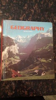 Geography by Arthur Getis (1984, Hardcover, Teacher's Edit
