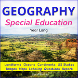 Geography for Special Education