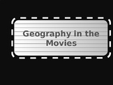 Geography in the Movies