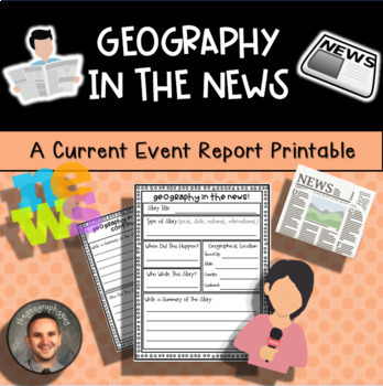 Geography in the News / Current Event Report