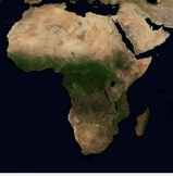 Geography of Africa (37 slides)