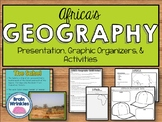 Geography of Africa (SS7G1)