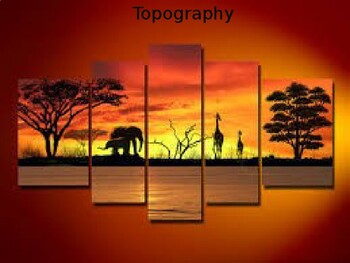Geography of Africa PowerPoint