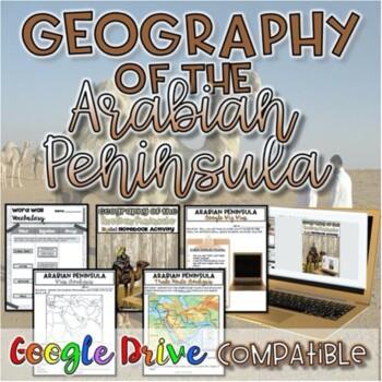 Geography of Arabian Peninsula Activity