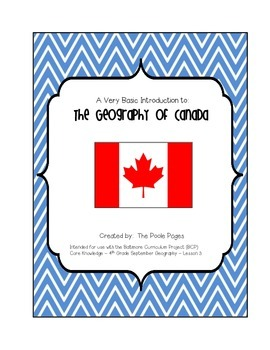 Geography of Canada