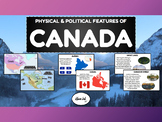 Geography of Canada: Physical & Political Features