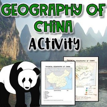Geography of China Activity