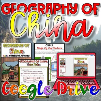 Geography of China {Digital}