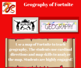 Geography of Fortnite