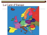 Geography of France Powerpoint