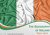 Geography of Ireland Table Quiz