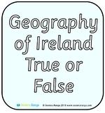 Geography of Ireland True or False