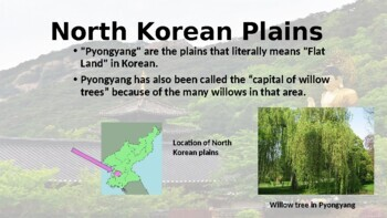 Geography of Korea