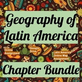 Geography of Latin America Bundle - Google Drive - Online