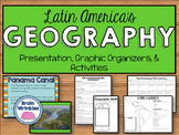 Geography of Latin America: Physical Features (SS6G1)