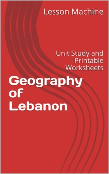 Geography of Lebanon
