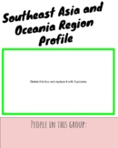 Geography of Oceana, Antartica, and Southeast Asia - Chapt