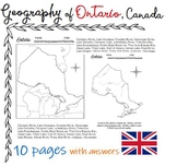 Geography of Ontario
