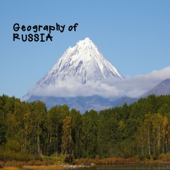 Geography of Russia