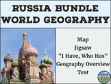 Geography of Russia BUNDLE