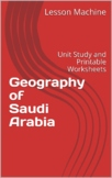 Geography of Saudi Arabia