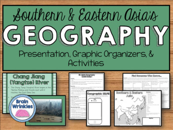 Geography of Southern & Eastern Asia (SS7G9)