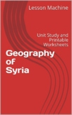 Geography of Syria