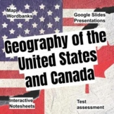 Geography of United States and Canada Bundle - Google Drive