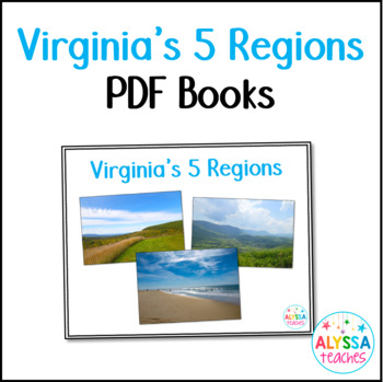 Geography of Virginia Books (VS.2a-c)