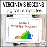 Virginia's Regions Digital Templates (VS.2b and VS.10b)