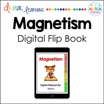 Magnetism Digital Flip Book