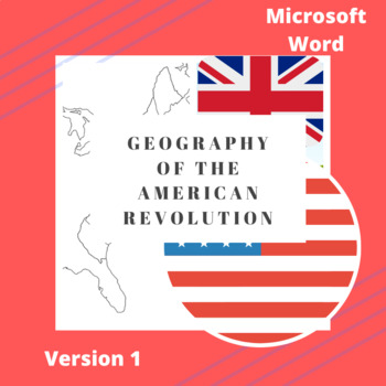 Geography of the American Revolution