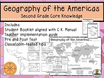 Geography of the Americas - Second Grade Core Knowledge