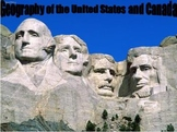 Geography of the United States and Canada - PowerPoint Pre
