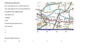 Geography skills revision ppt