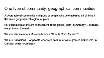 Geography slides PDF