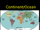 Geography vocabulary terms (Geography: Content statement 4)