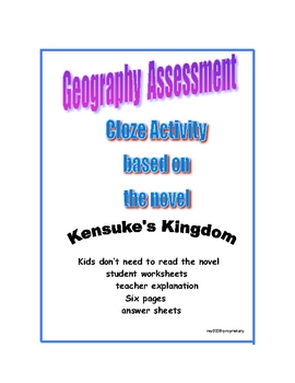 Geography/Reading Comprehension