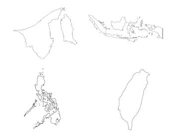 Geography Whiz: Asia