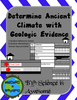 Geologic Columns: Interpreting for Ancient Climates